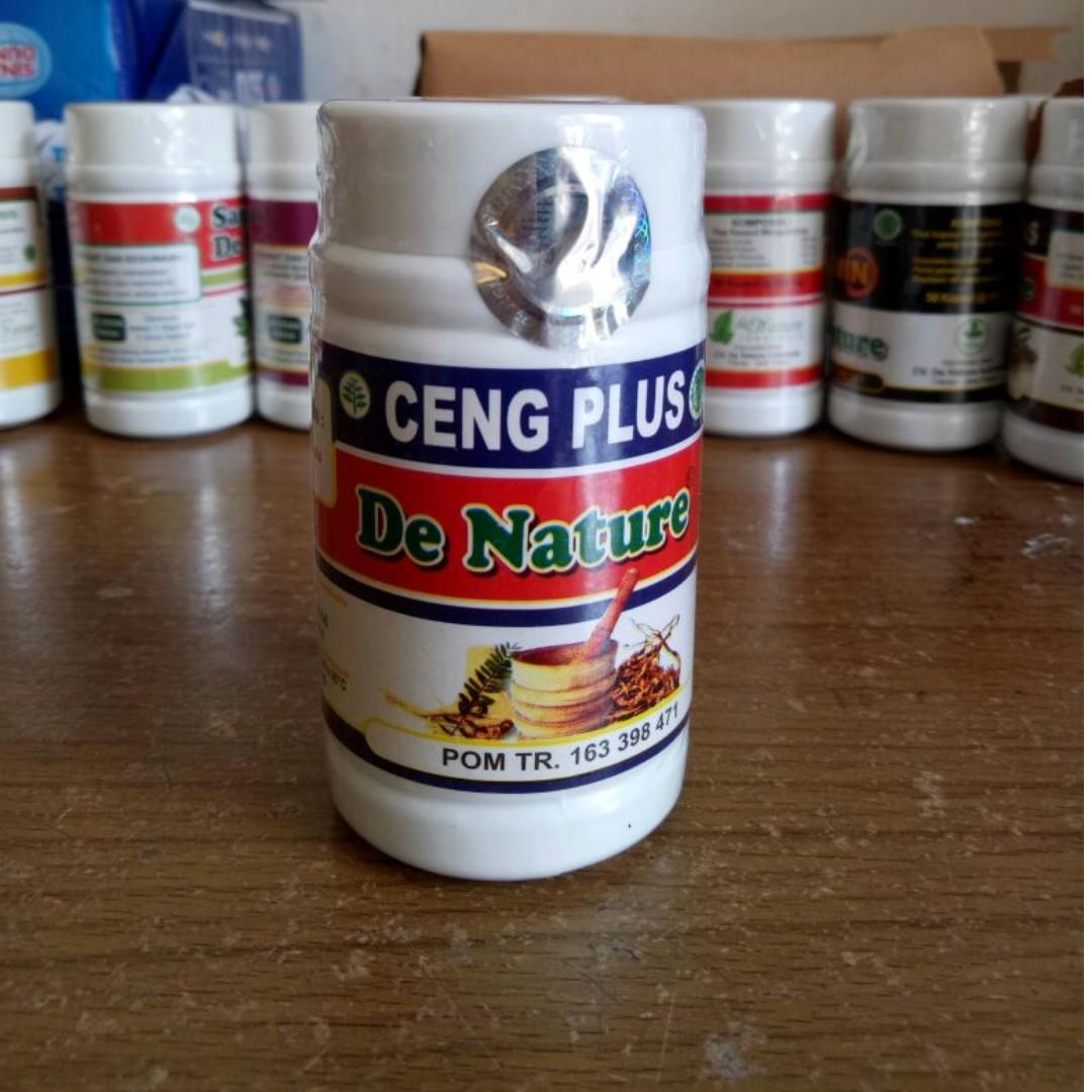 obat kuat tahan lama herbal cengplus denature pria perkasa keras