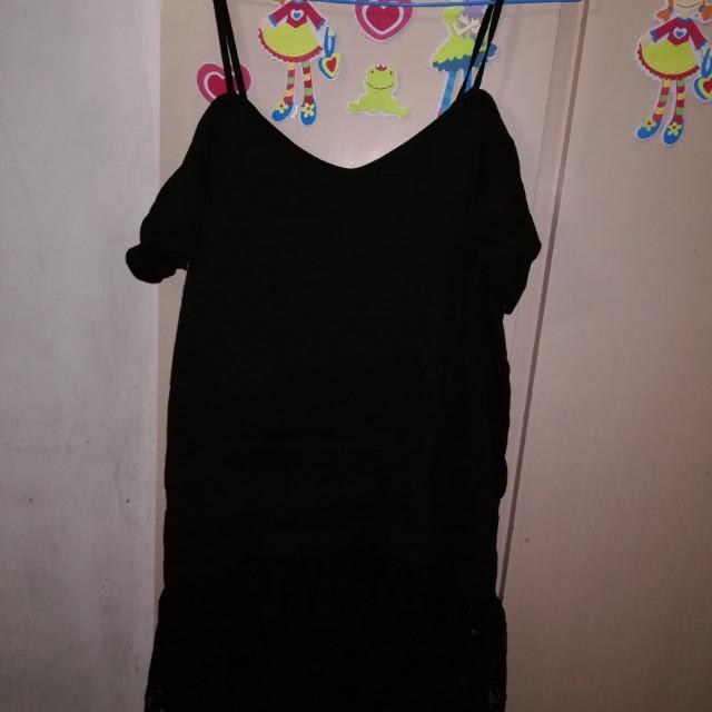 Off the Shoulder Dress (imported)