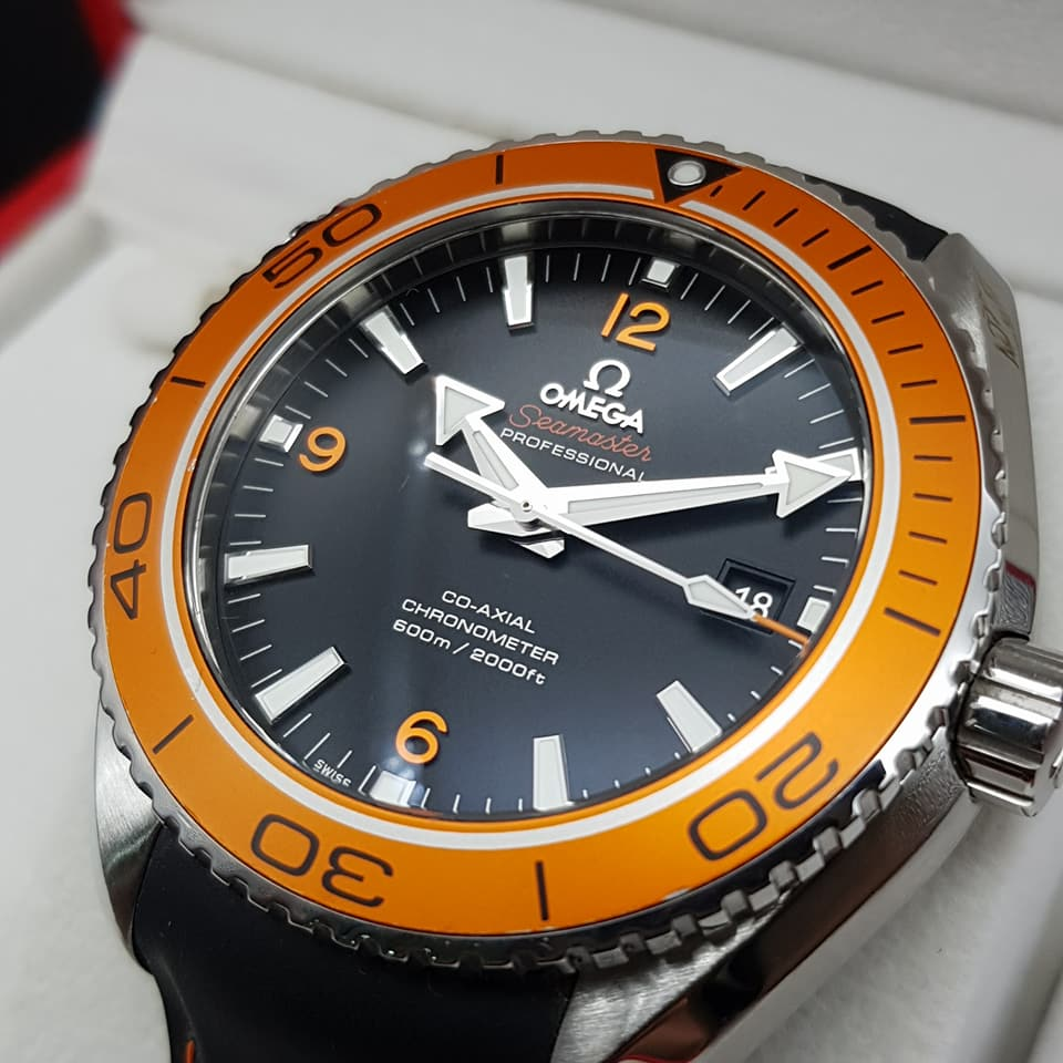 men automatic omega watches seamaster s chronograph ocean planet watch