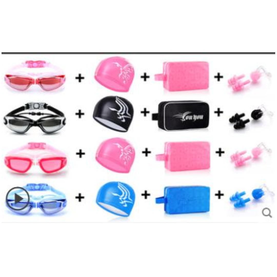 fd464b5ef39 Optical Goggle Set from 0 to 800 Degrees