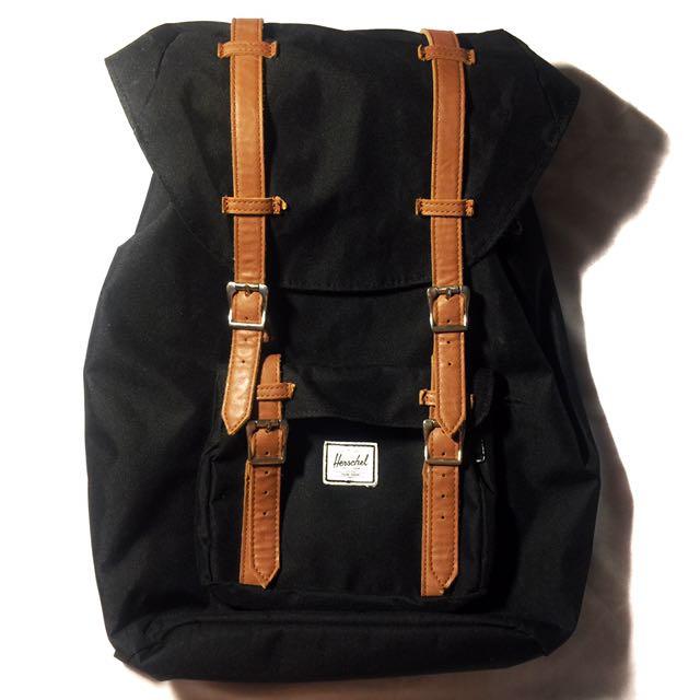 Original Herschel Backpack (Black)