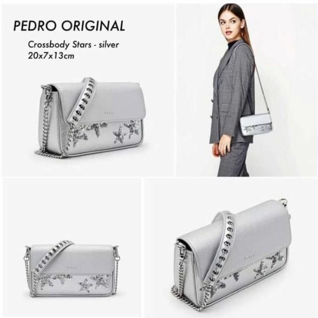 pedro crossbody stars