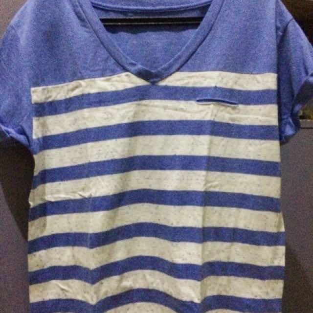 Penshoppe Striped Shirt