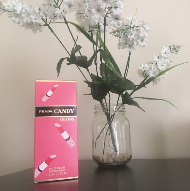 PRADA Candy Gloss Perfume 80ml