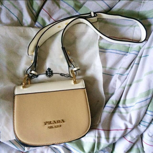 Prada Milano Pionniere Bag