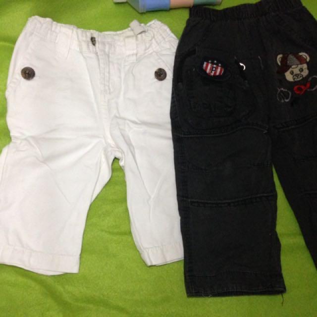 Pre loved baby pants