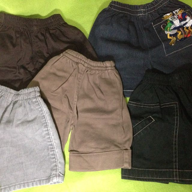 Pre loved shorts for boys