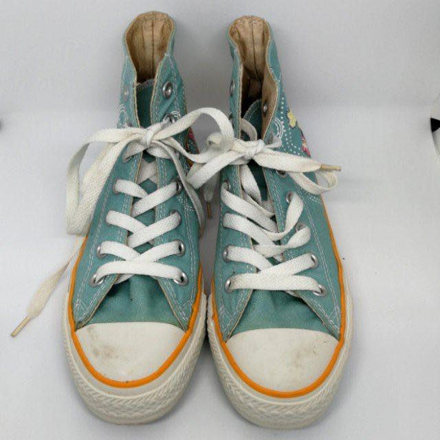 db8c469d5417 Preloved Converse High Cut Shoes Repriced