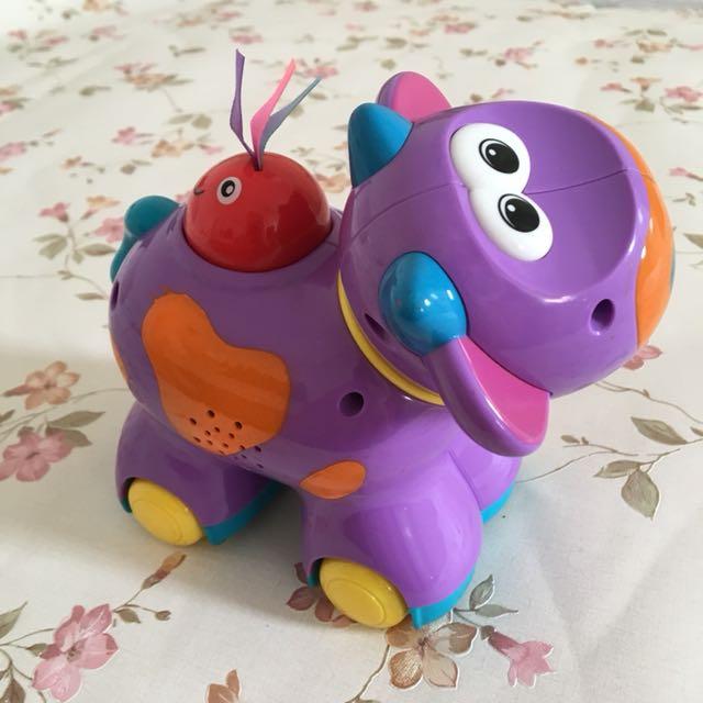 Preloved ELC Purple Toy