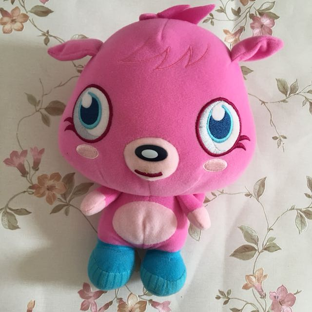 Preloved Pink Doll with Voice