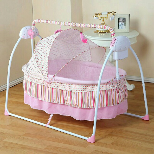 Primi ABS pretty in soothing motions baby cradle swing