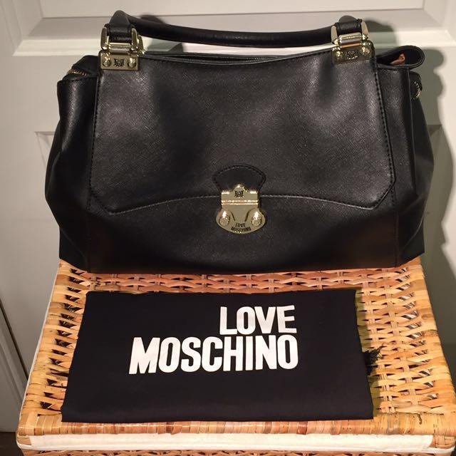 ✨SALE✨ LOVE MOSCHINO Hand Bag