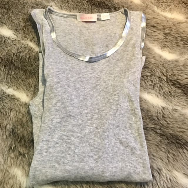 Sass&Bide Singlet Authentic