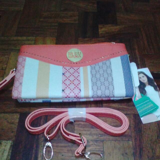 Secosana sling wallet