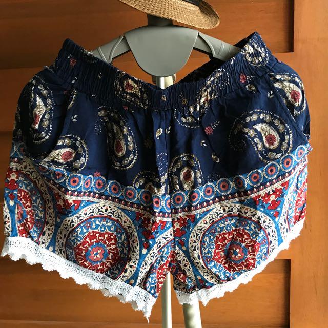 Shorts bnwt bought in Qatar