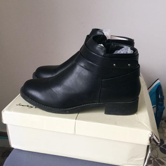 Something Borrow Boots