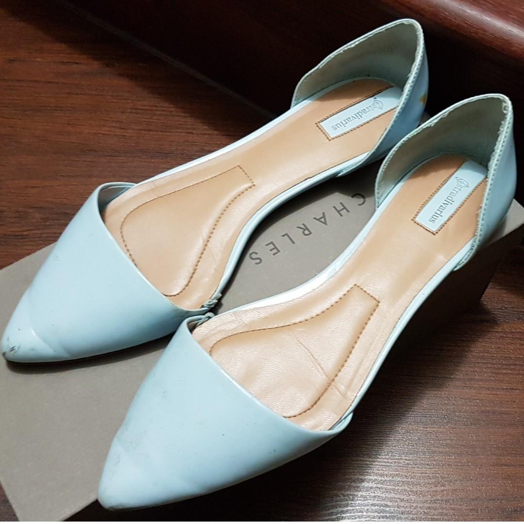 Stradivarius Flat Shoes