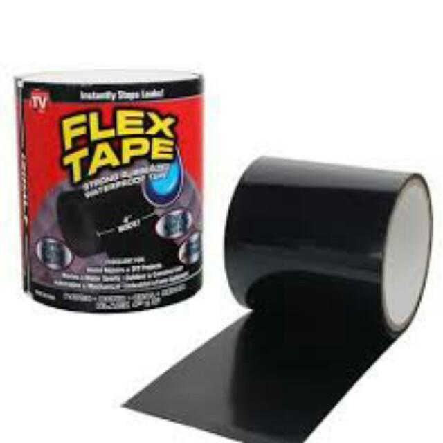 Strong Rubberrized Waterproof flex tape