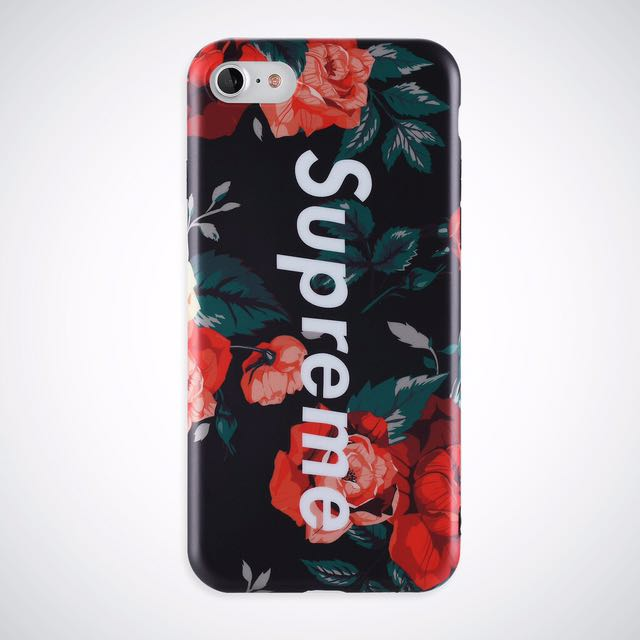 premium selection 13bcc 33bbb Supreme Floral Iphone 6/6s case😍😍❤️❤️🔥🔥 on Carousell