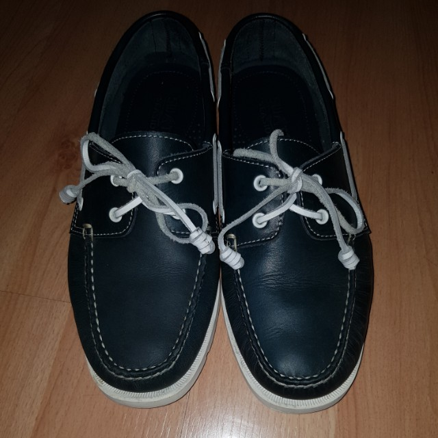 Swatch Seasider boat shoes size 7