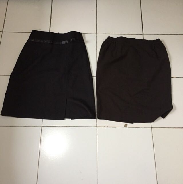 Take all rok pendek size s dan size l