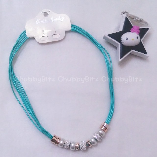 Teal Necklace 2
