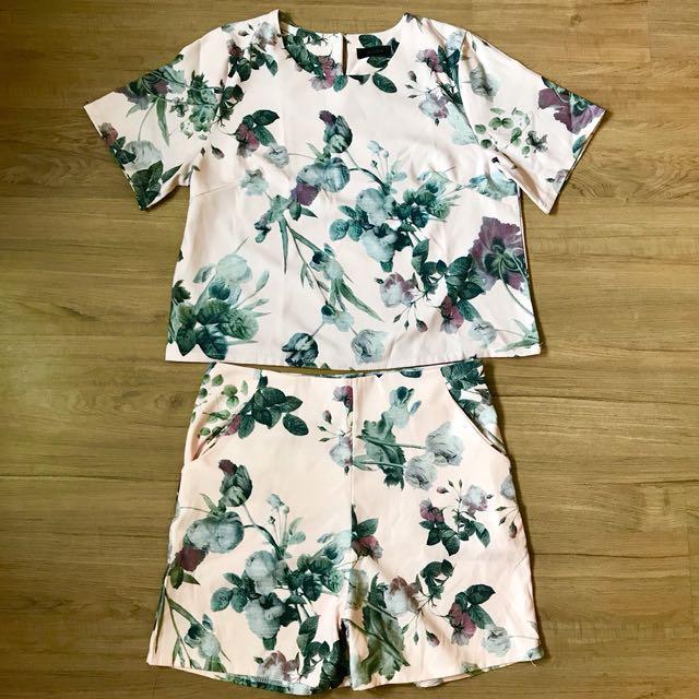 Terno Top & Shorts (from Bangkok)