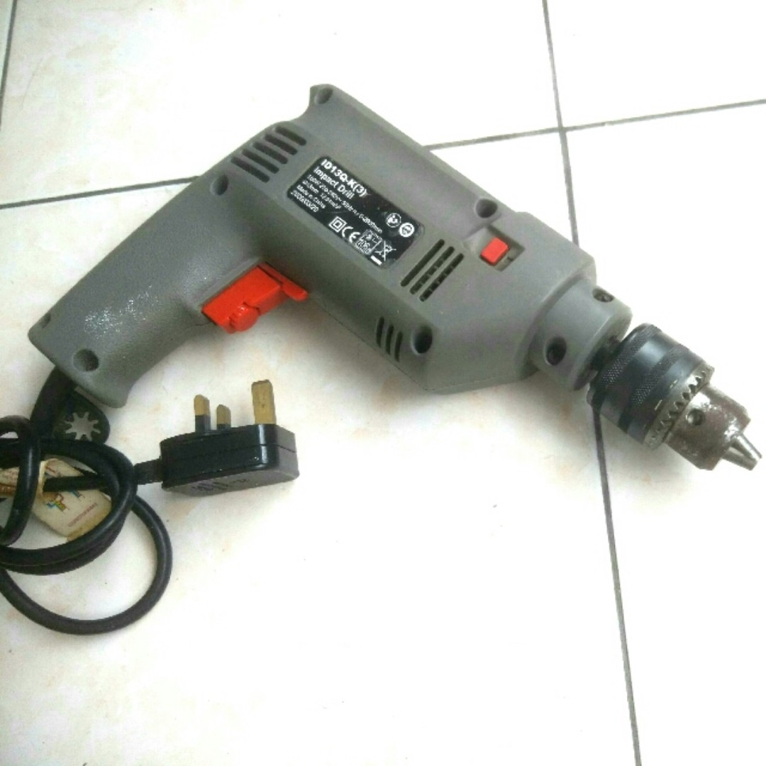 Tesco Impact Drill 500W (Good working condition)