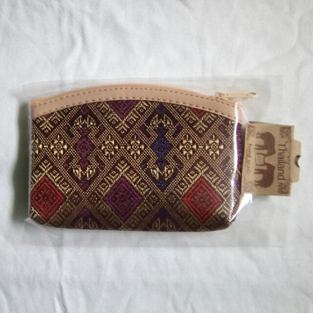 Thailand Made Wallet/Purse