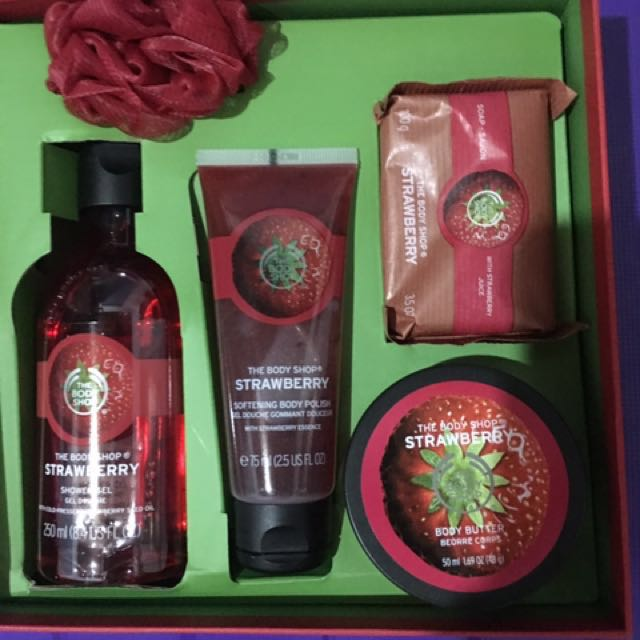 The Body Shop (Strawberry)