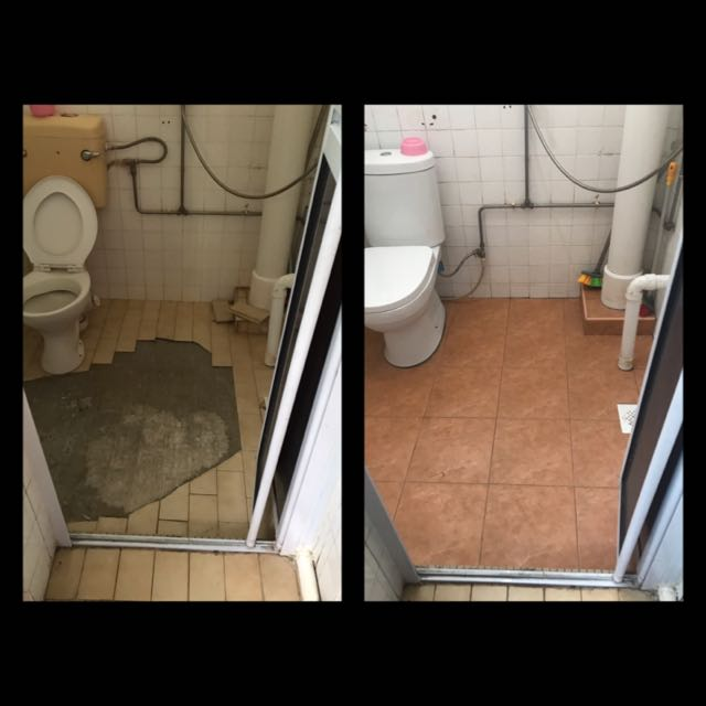 Tiles popping specialist