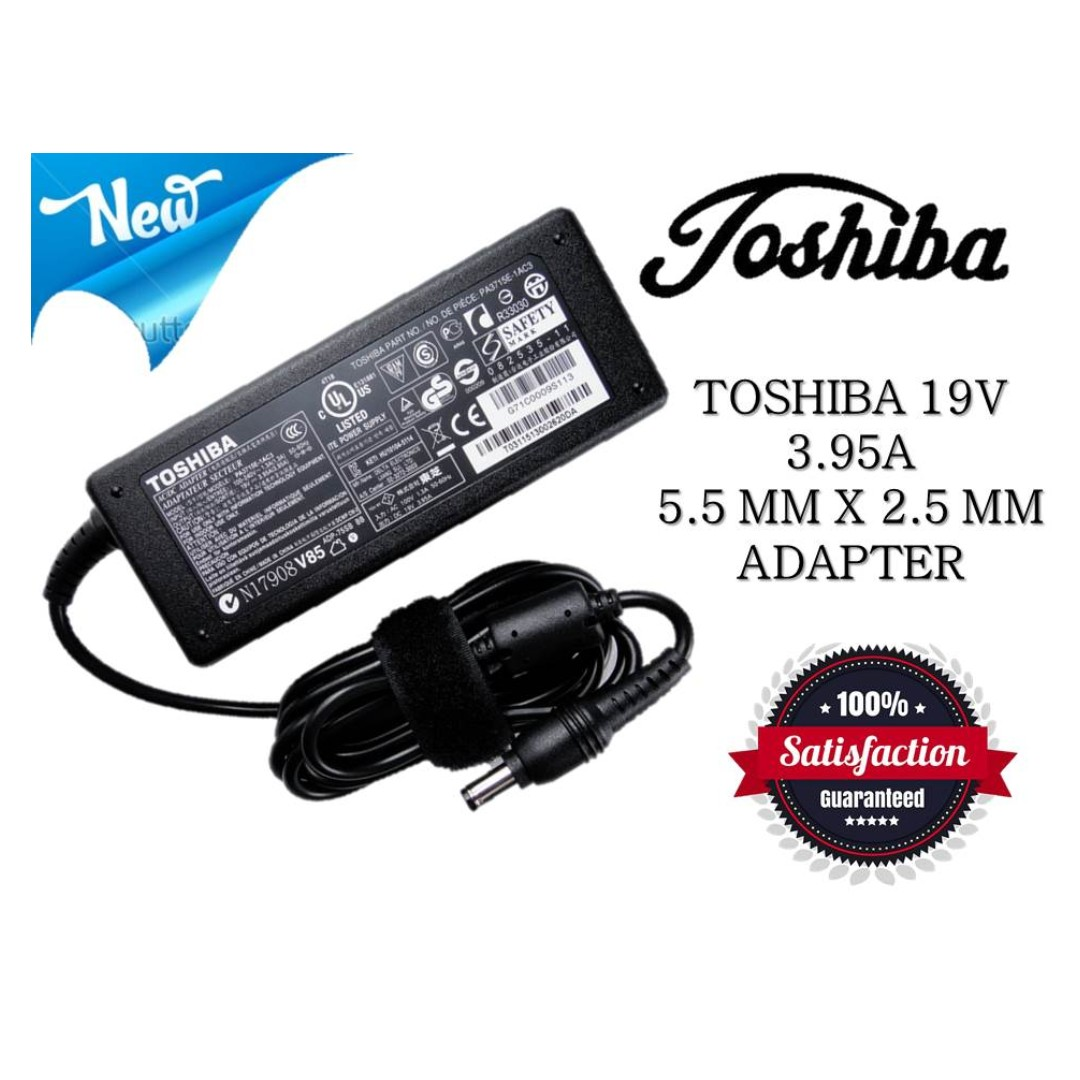 Toshiba L15 L20 1900 1950 M40 M35x 1620 Laptop Power Adapter Charger Lg 4gb White Photo