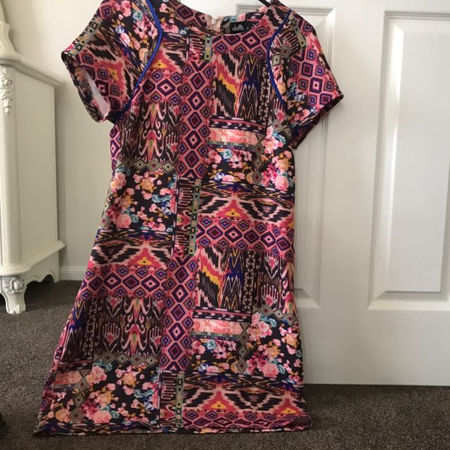 Tshirt dress size 8
