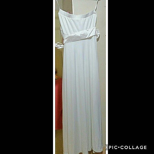 Tube long formal /gown dress