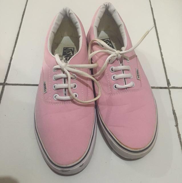 TURUN HARGA!!! Sepatu Vans KW Pink