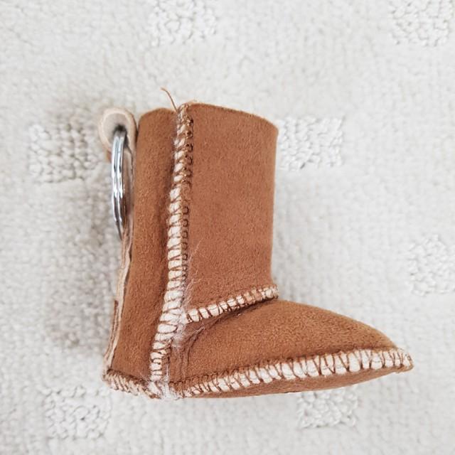Ugg boots keyring