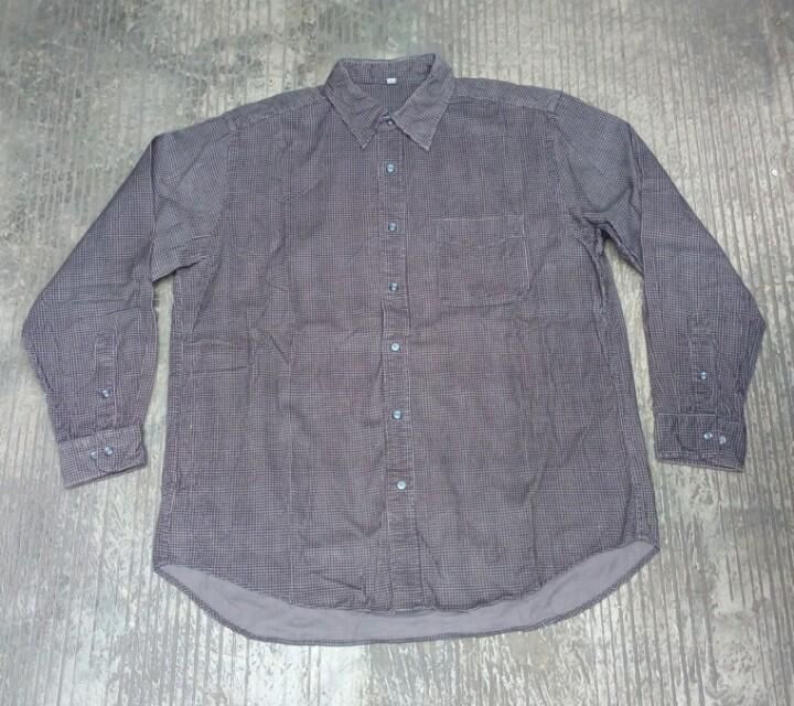Uniqlo Corduroy shirt