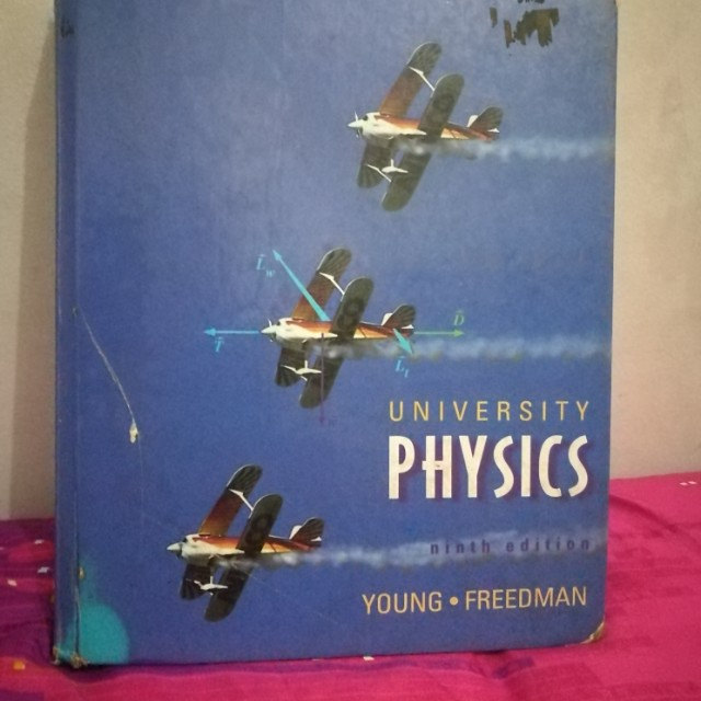 University Physics 9th edition