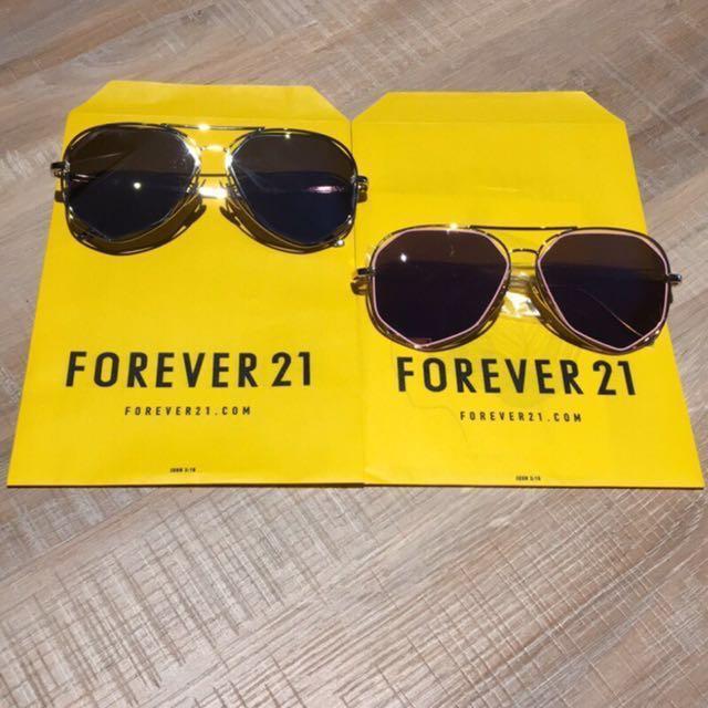 🇺🇸全新抗UV400太陽眼鏡F21兩色