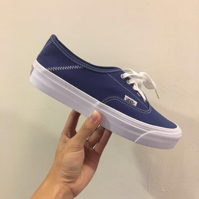 Vans alyx 聯名款 OG LX 43 style navy 深藍 滑板鞋