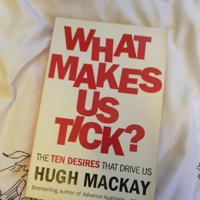 What Makes us Tick