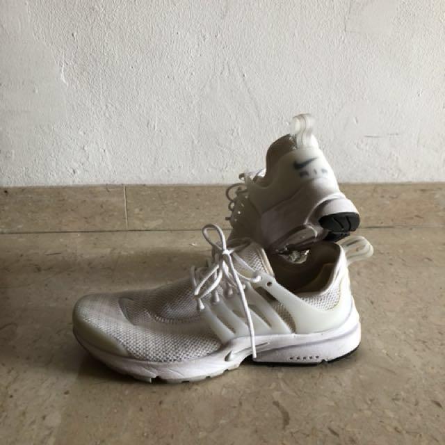 new york 5cbc5 d3d46 Womens Nike Air Presto All white