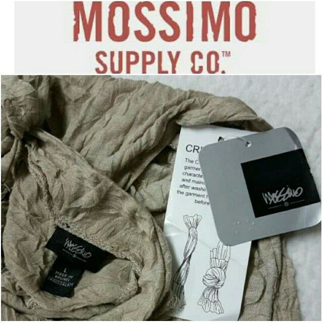 -Yunik- Authentic MOSSIMO