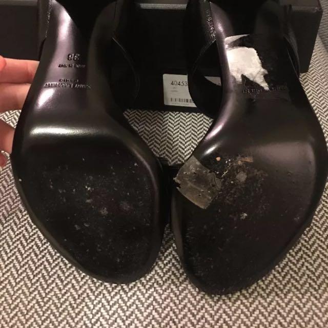 Yves Saint Laurent Fetish Shoes