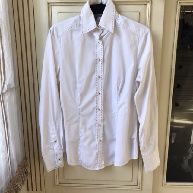 Zara office shirt