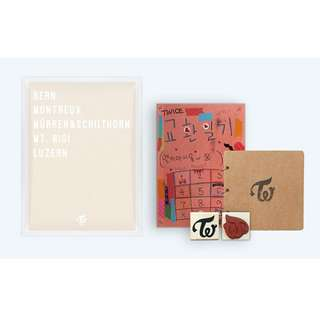 [PREORDER] [MD SET] TWICE TV5 _ TWICE in SWITZERLAND MD SET