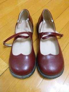 日系lolita鞋