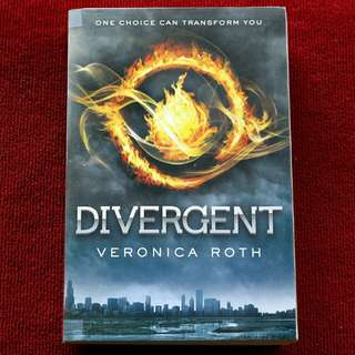 The Divergent Series by Veronica Roth