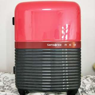 "Brand New Samsonite Robo 24"" luggage"
