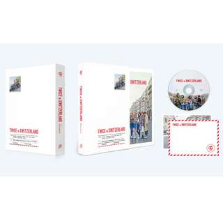 [PREORDER] TWICE TV5 _ TWICE in SWITZERLAND PHOTOBOOK